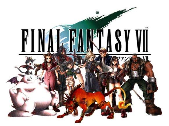 Resultado de imagen de final fantasy vii psx