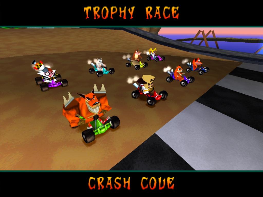 Crash Team Racing (CTR) [PSX] [ESPAÑOL] [MEGA] – KIRE IV